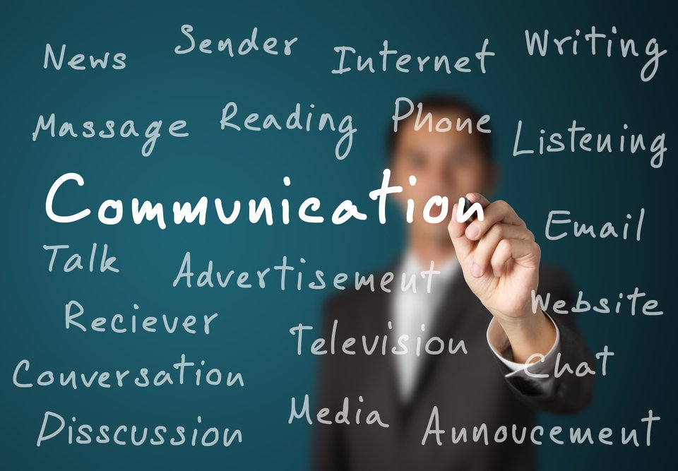 Communication photo